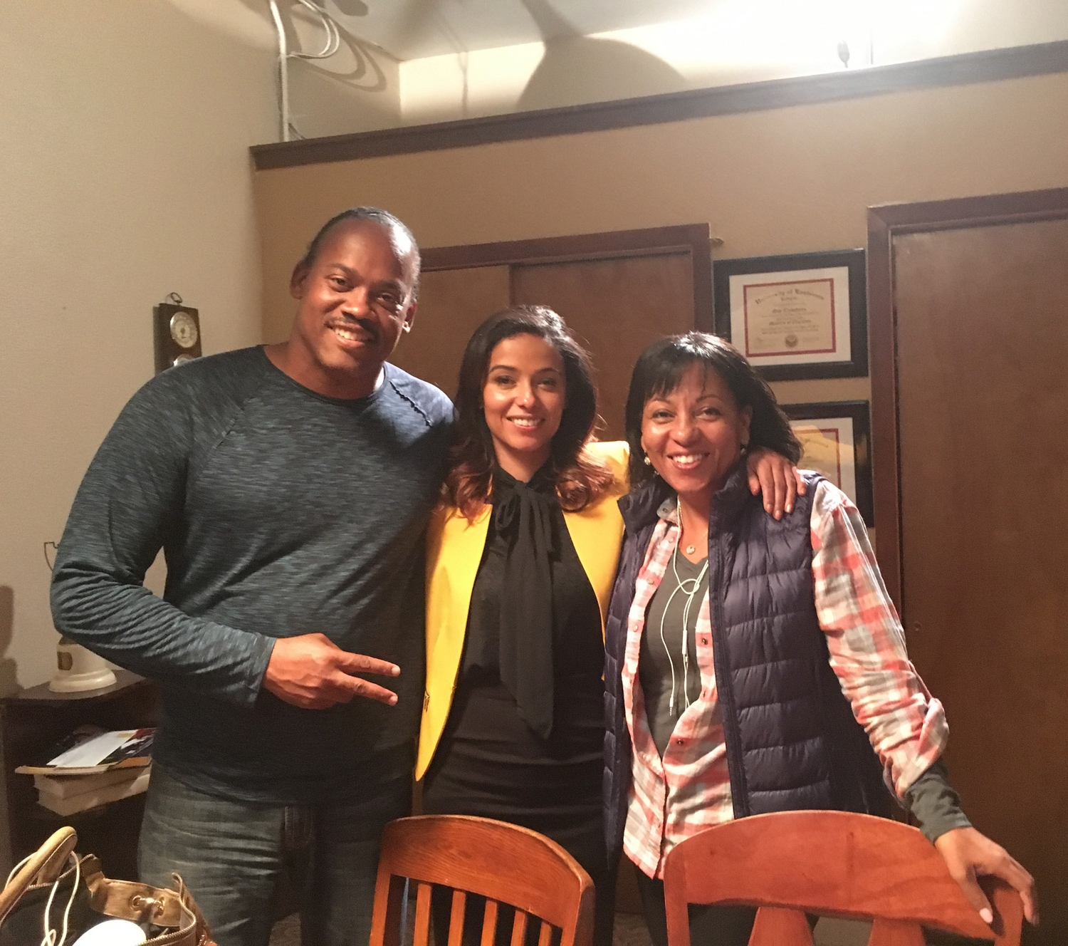 Director_Greg_Carter_Actress_Meta_Golding_Mrs._Banks_and_Producer_Dominique_Telson.jpg