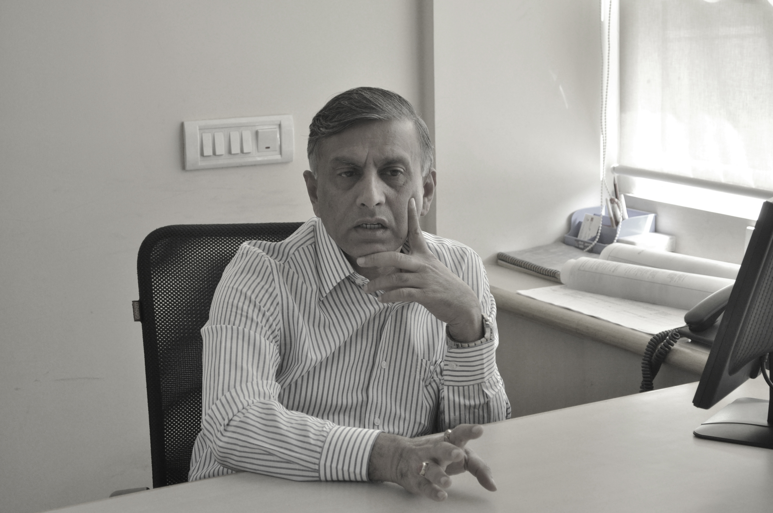 Uday Pande   Founding Partner  Fellow, Indian Institute of Architects  Fellow, Indian Institute of Town Planners  Uday Pande is a Founding Partner in N+U Design Studio. He has led the firm since its inception. With a clear vision and continuous & persuasive efforts, he has brought the firm to a leading position. His thorough understanding of government norms and policies of various states has resultedin the firm's presense through out the country. It has also enriched the portfolio with works in both private and public sector.  He has mentored team leaders with a strong sense of responsibility towards clients & projects, always aiming for high quality standards in delivering the work. His zeal and management skills have helped in pushing several projects through timely completion. It was his vision that today N+U Design Studio offers comprehensiveservicessuch as Architecture, Urban Planning, Interior Designing, MEP, HVAC, all under one roof.  Mr. Pande completed Bachelor of Architecture from Visvesvaraya Regional College of Engineering (now VNIT), Nagpur in 1979 and Master's degree in Urban & Regional Planning at School of Planning & Architecture, New Delhi. Before founding Nivedita & Uday Pande Consultants in 1992, Mr. Pande worked with Bombay Metropolitan Region Development Authority (now MMRDA), Delhi Development Authority and ECMC Design Group which he founded and lead for five years.