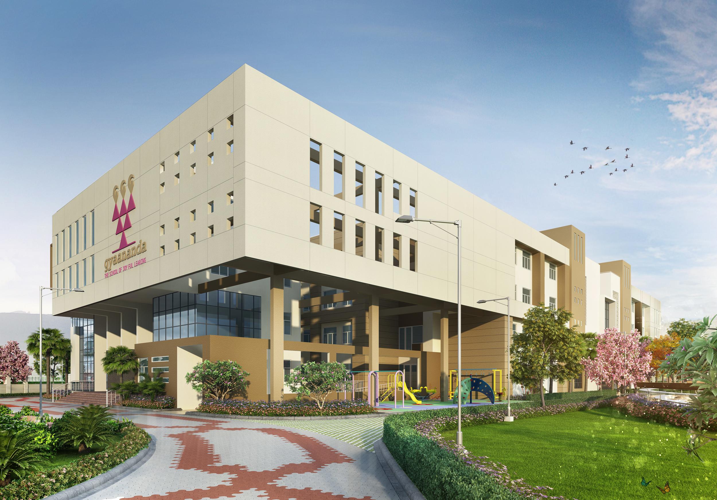 Gyananda School, Gurgaon