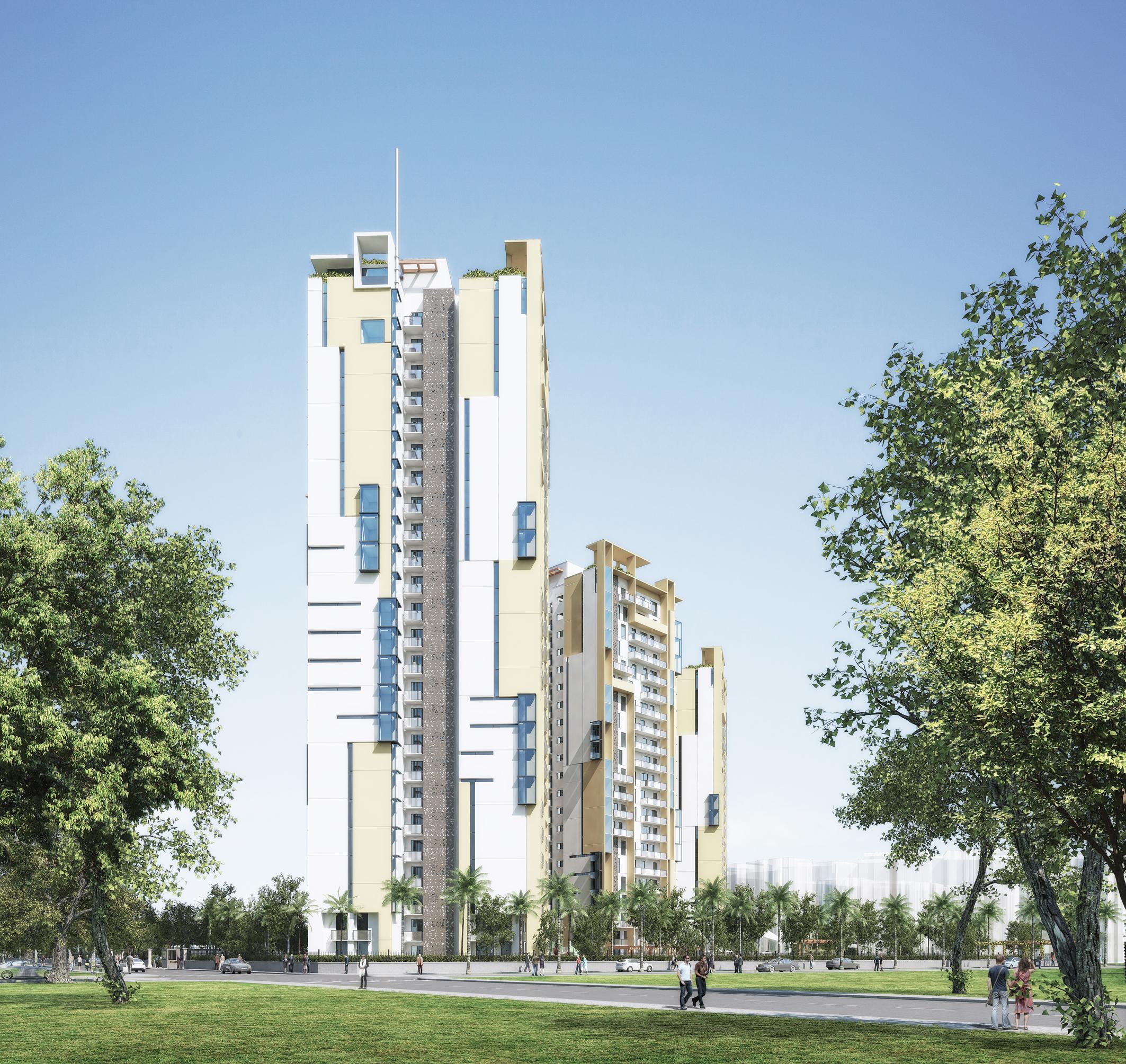 Rise Towers, Gurgaon