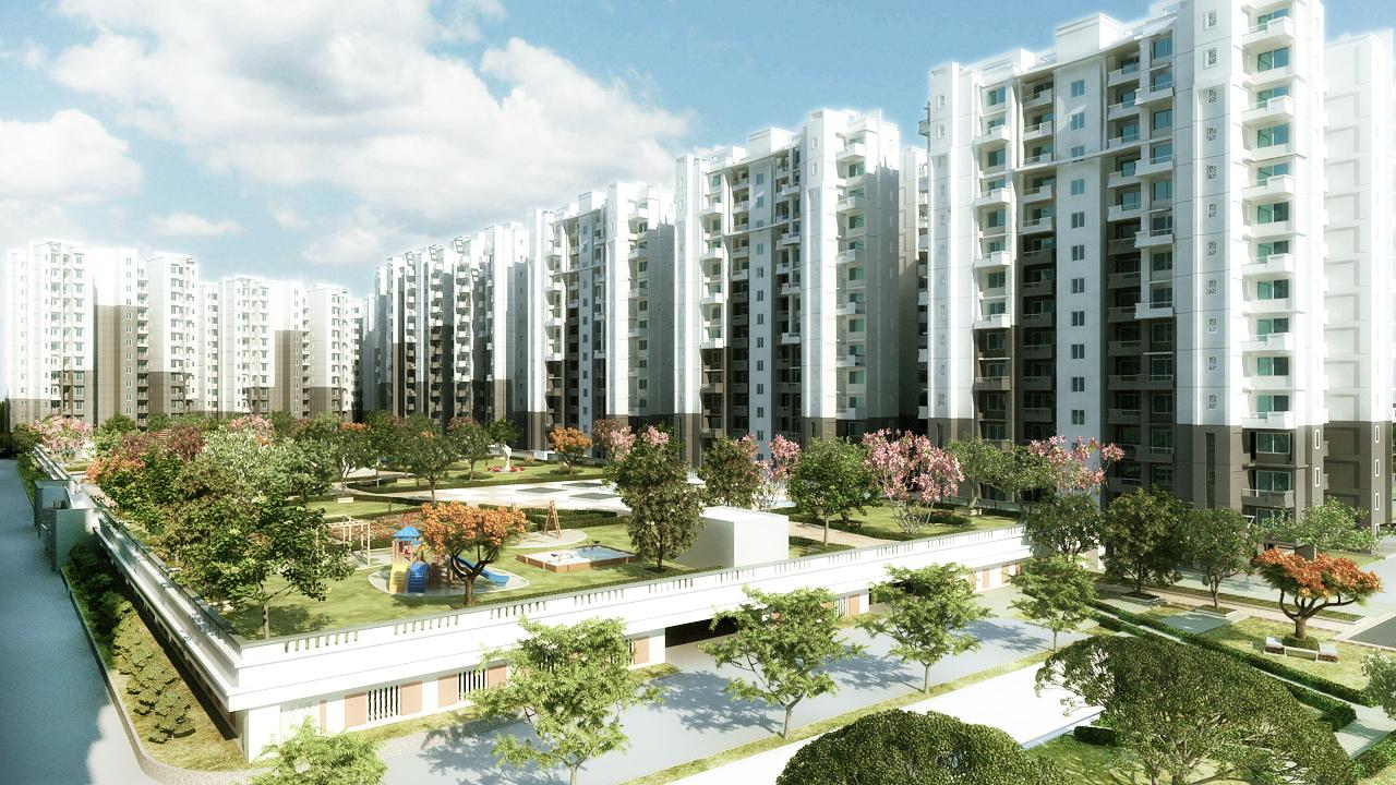 AWHO Group Housing, Pune