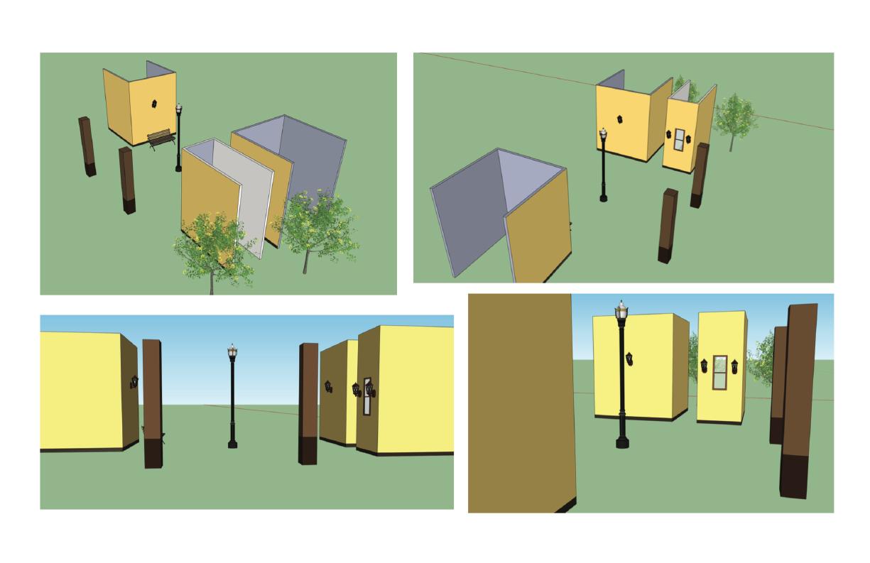 3D  sketchup station