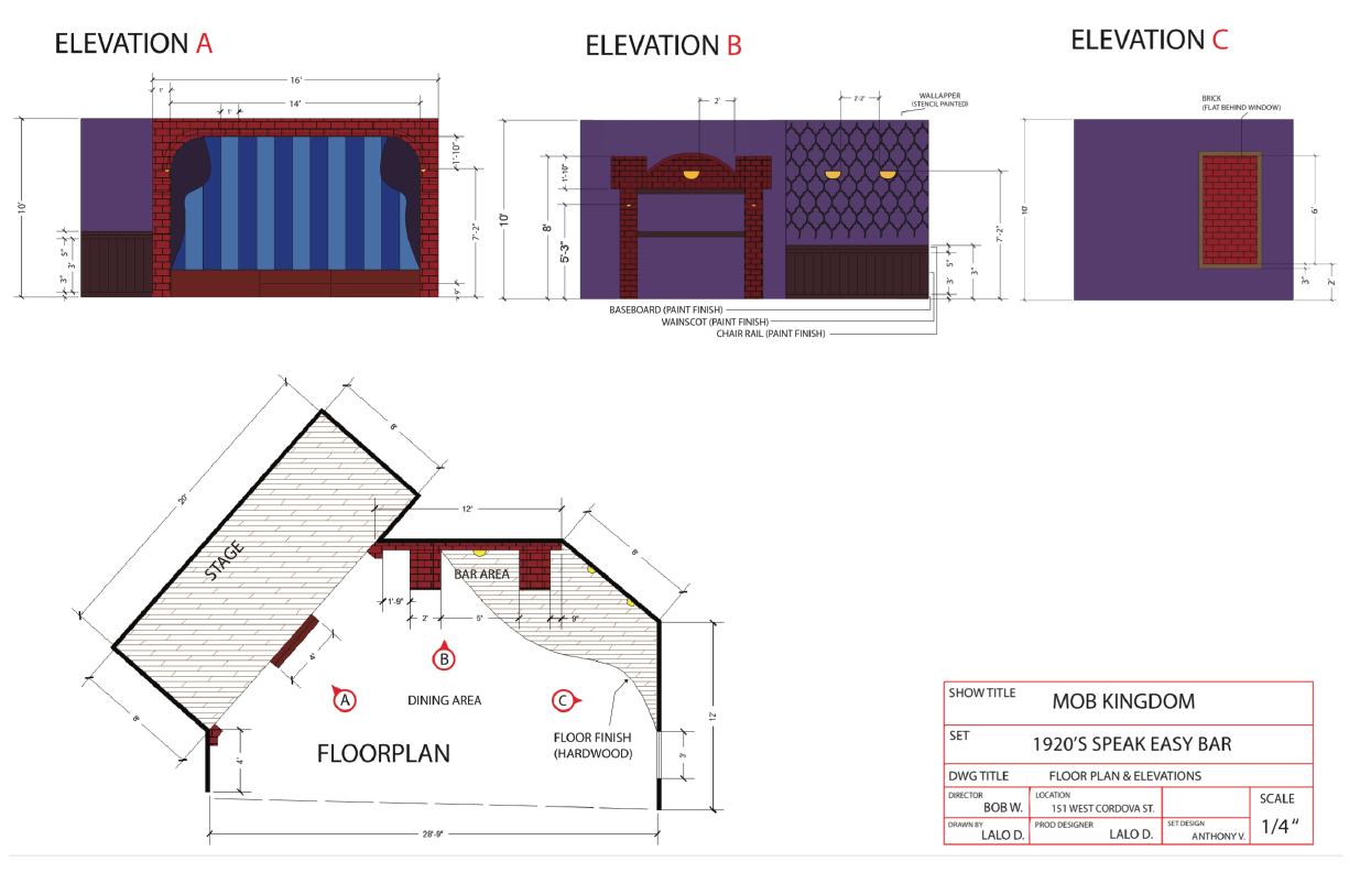 Floorplans  made in Autocad... LEGIT