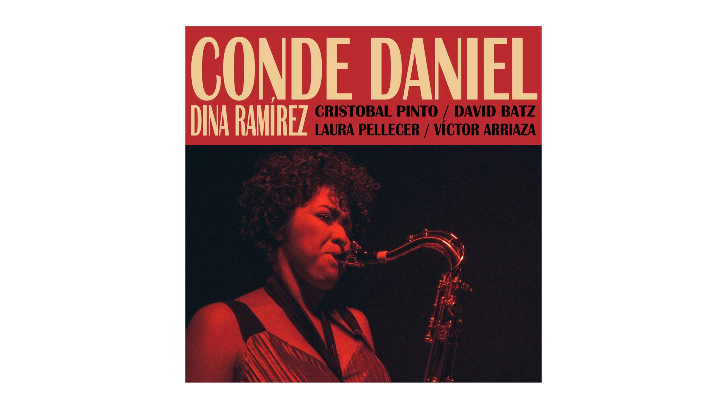 Album cover shot for  Dina