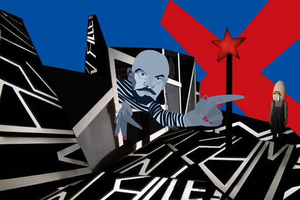 mosullom buffo, 2008, poster