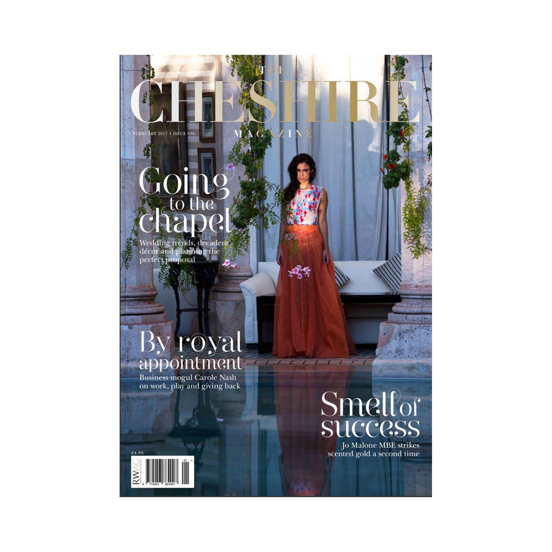 The Cheshire Magazine, February 2017   View PDF