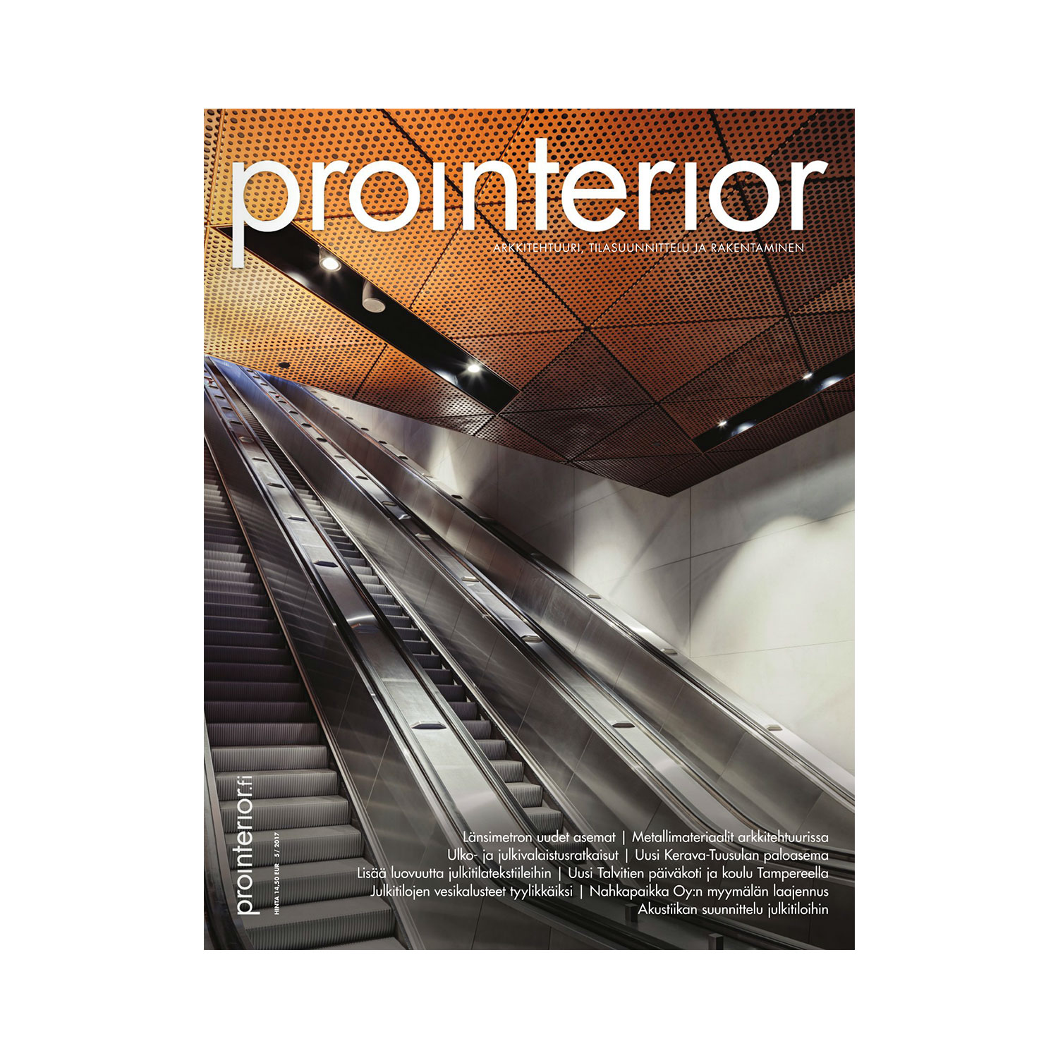 ProInterior, December 2017   View Article
