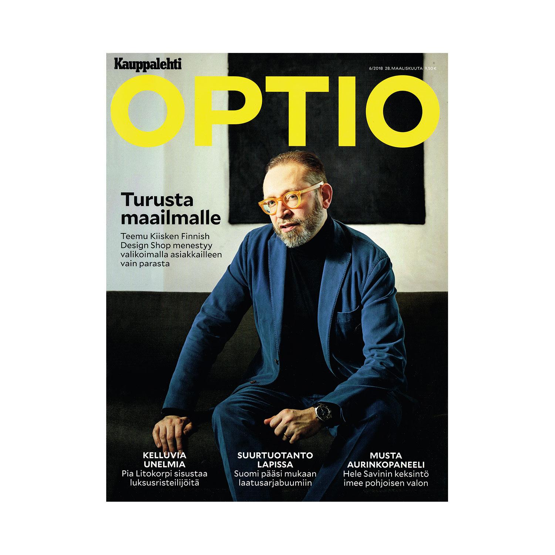 Optio Magazine, March 2018   View PDF