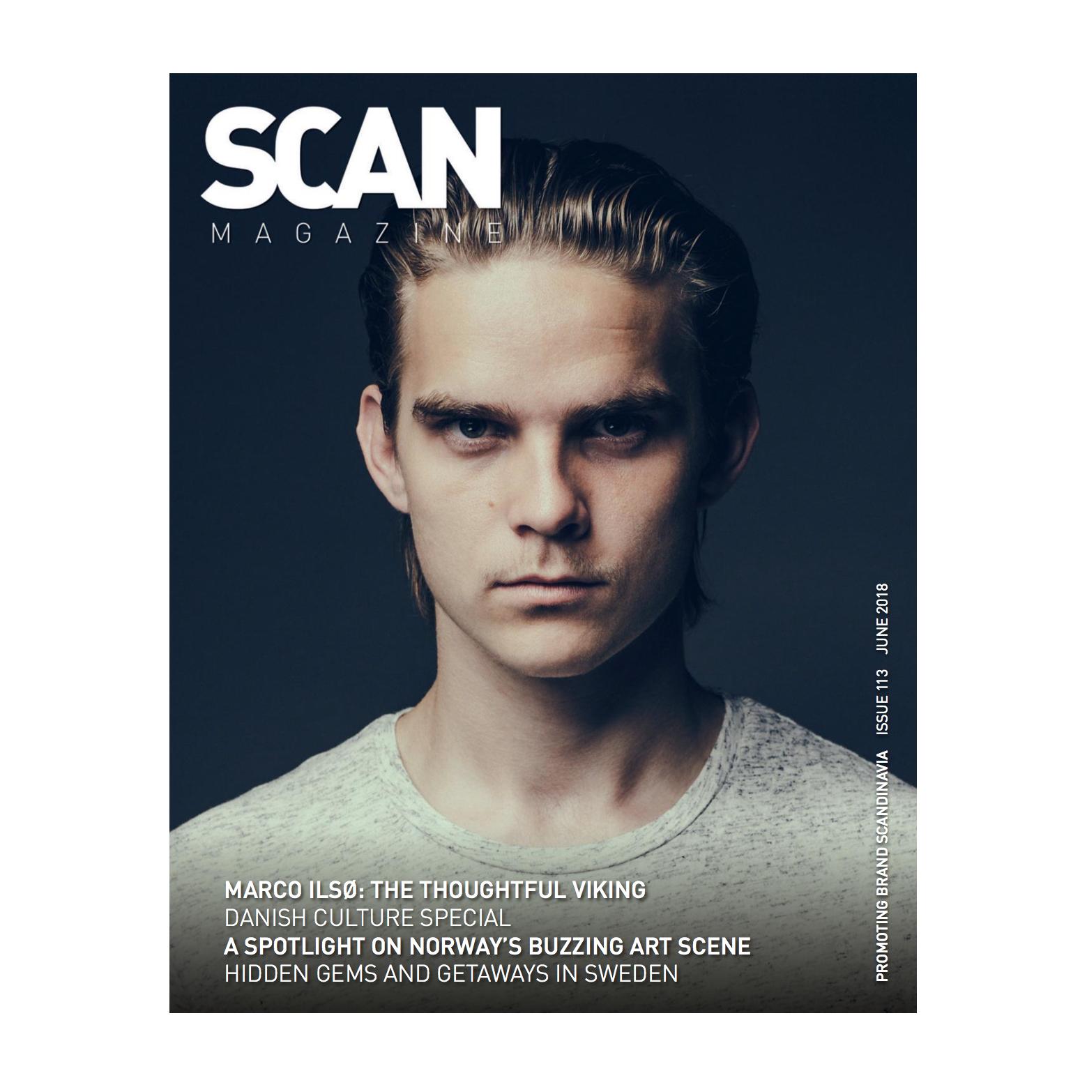SCAN Magazine, June 2018   View PDF