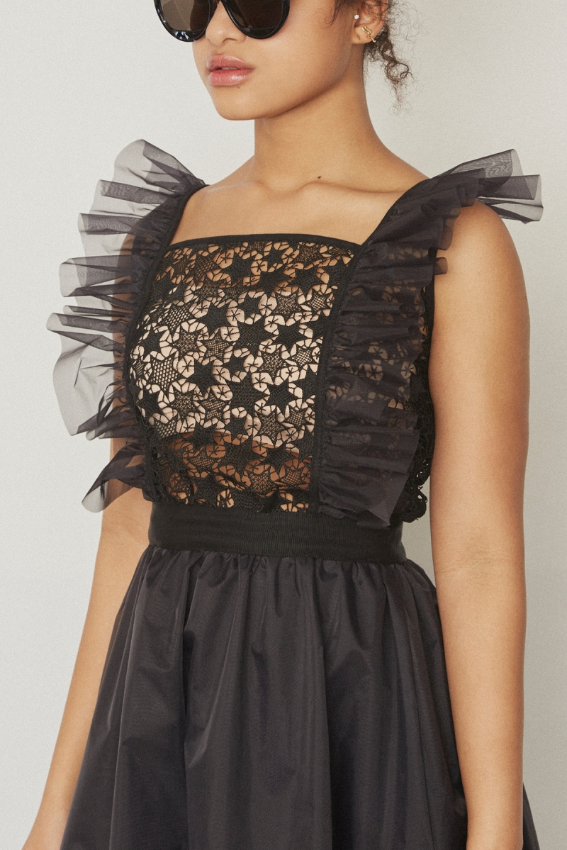 STAR DUST Dress - Go online store →