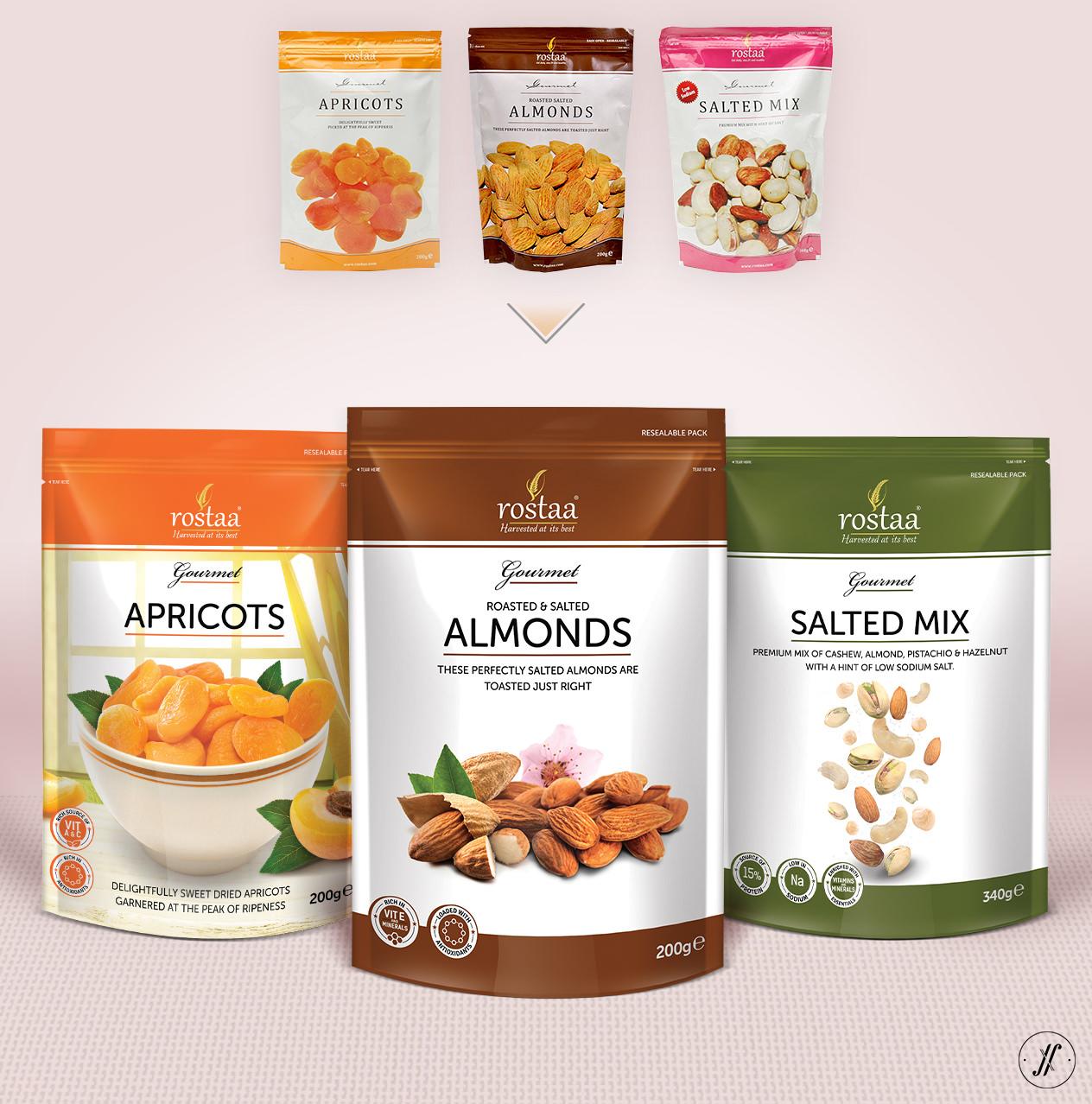 Yellow-Fishes-Best-Branding-Agency-Mumbai-India-Packaging-Design-Agency-Rostaa-Pacakging-Case-Study-range-packaging-design