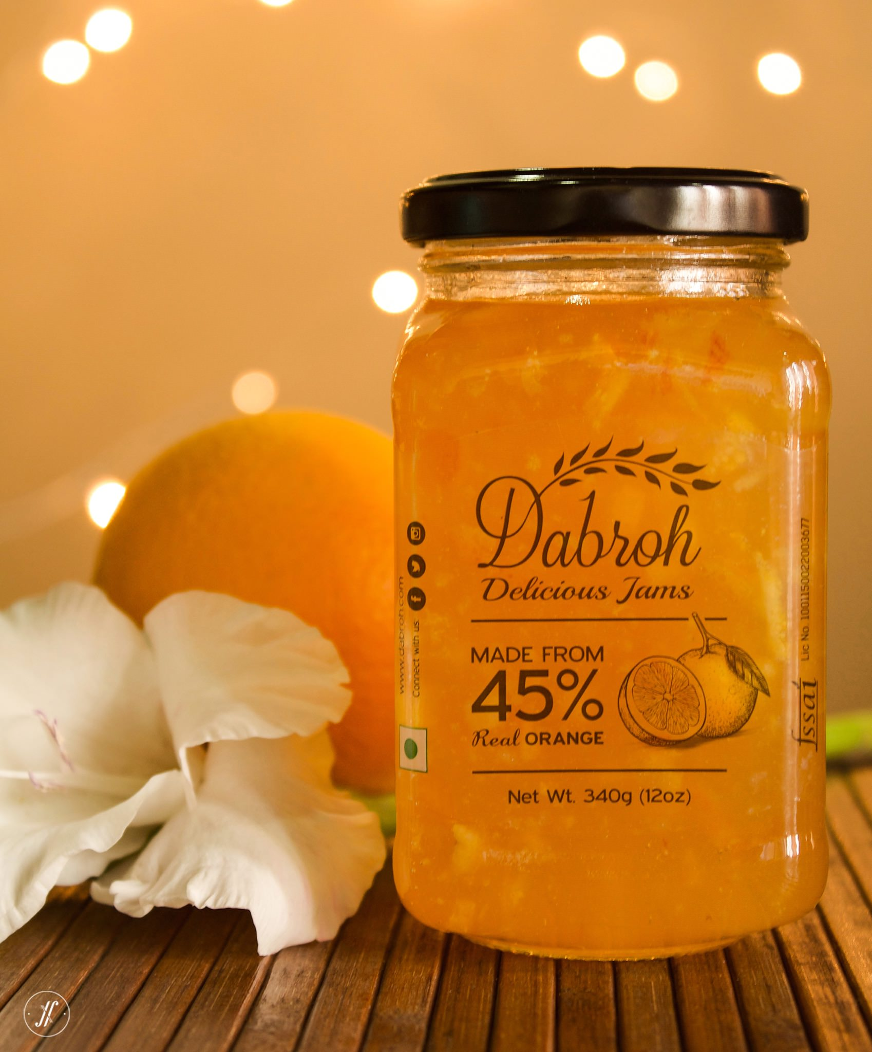 Dabroh-packaging-design-yellow-fishes-branding-agency-Consultancy-design-agency-mumbai-jams-best-packaging-design-logo-design-range-shot-orange-packaging-design