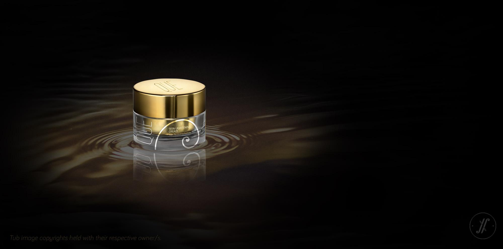 2- Yellow Fishes Branding Agency Mumbai Que Premium Luxury Cosmetics Branding London British Branding Skin care Golden Spiral Fibonacci Spiral Best packaging design cosmetics award winning.jpg