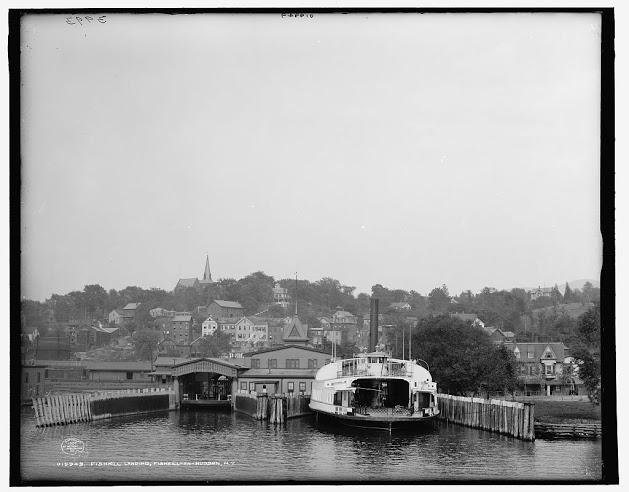 The Ferry at Fishkill Landing. Photo Credit: Newburgh historical Society