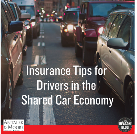 Driving for a Transportation Network Company (TNC like Uber) and your Personal Automobile Insurance