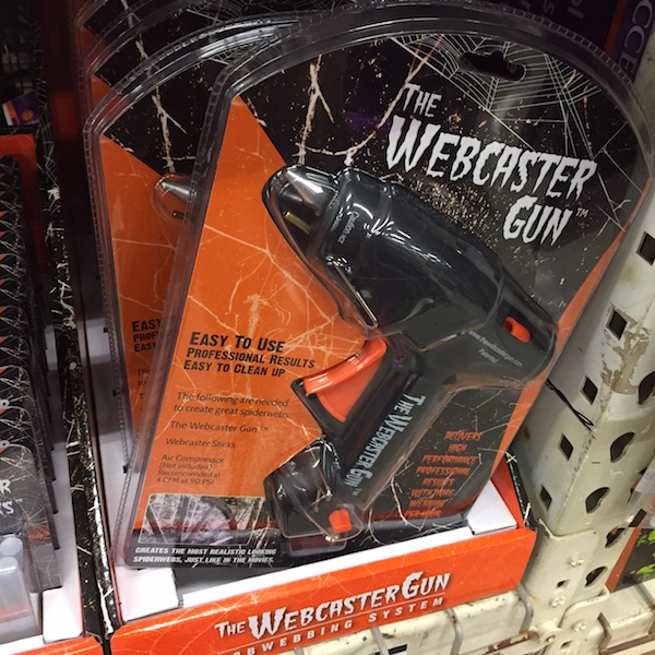 For the glue gun enthusiasts, you could webcast your home...