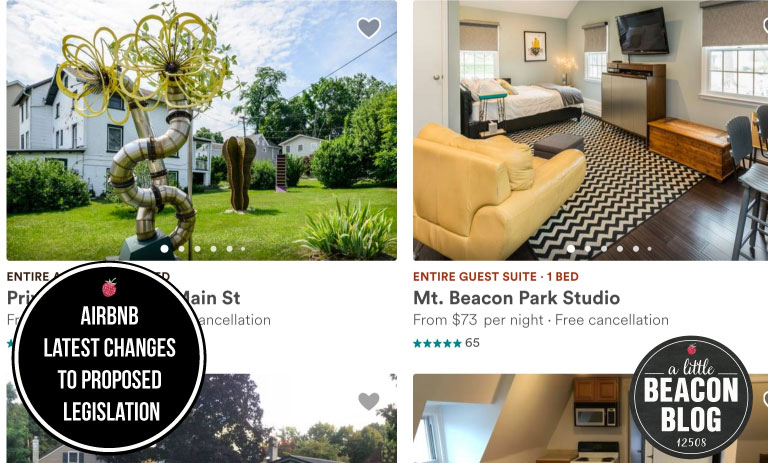 Airbnb — Articles — A Little Beacon Blog