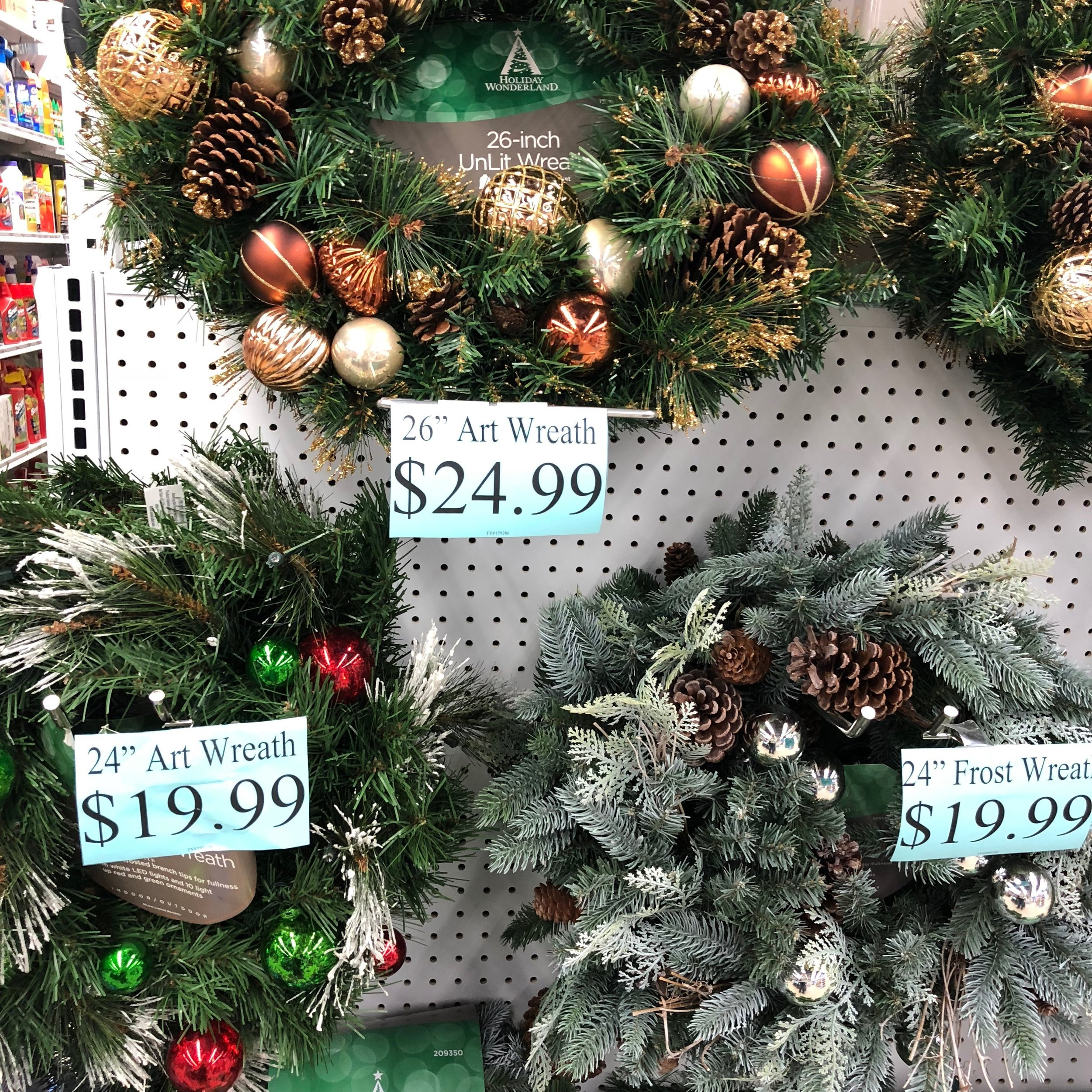 faux christmas wreath.JPG