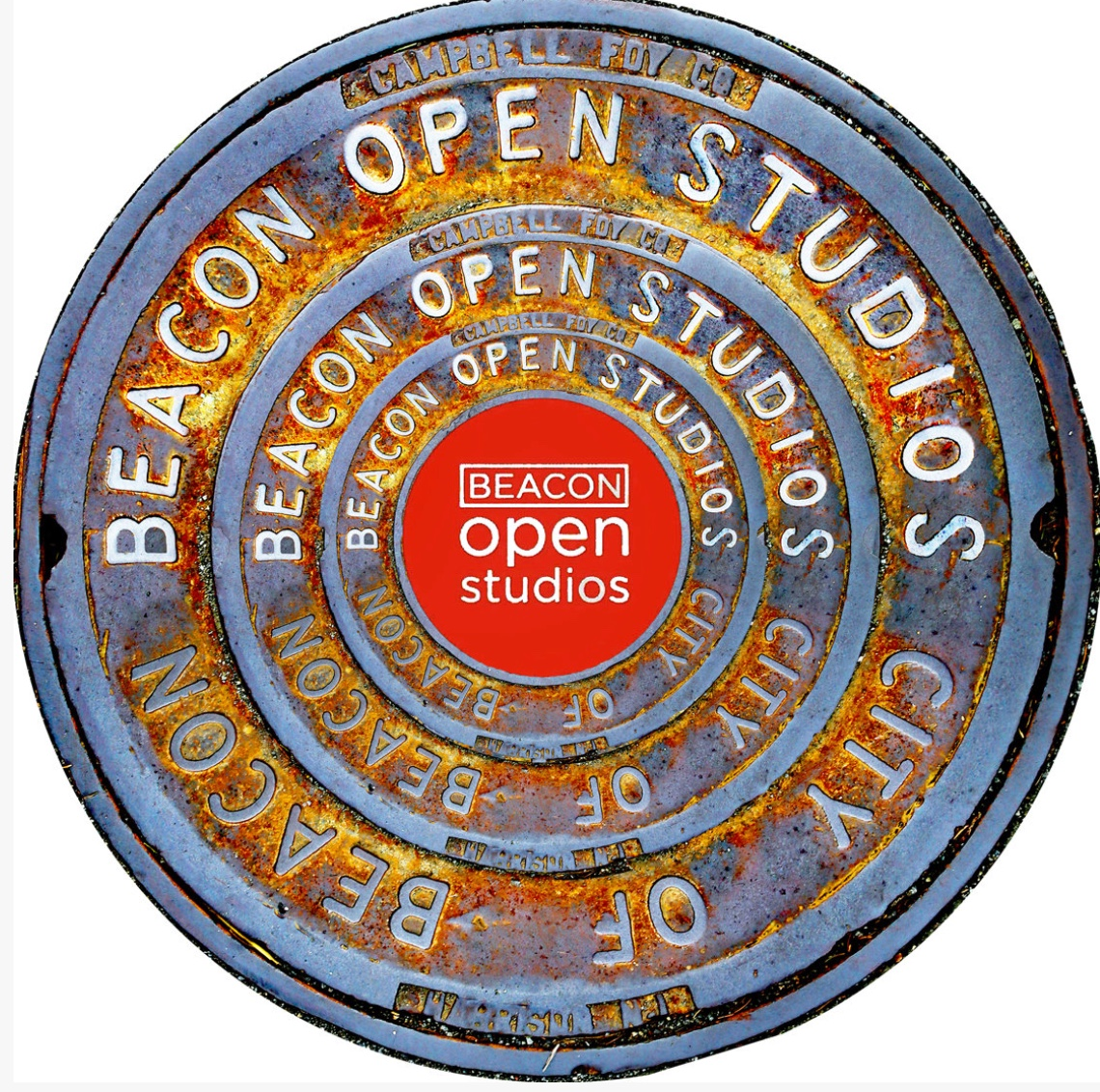 Photo Credit: Beacon Open Studios, Russell Cusick Gallery