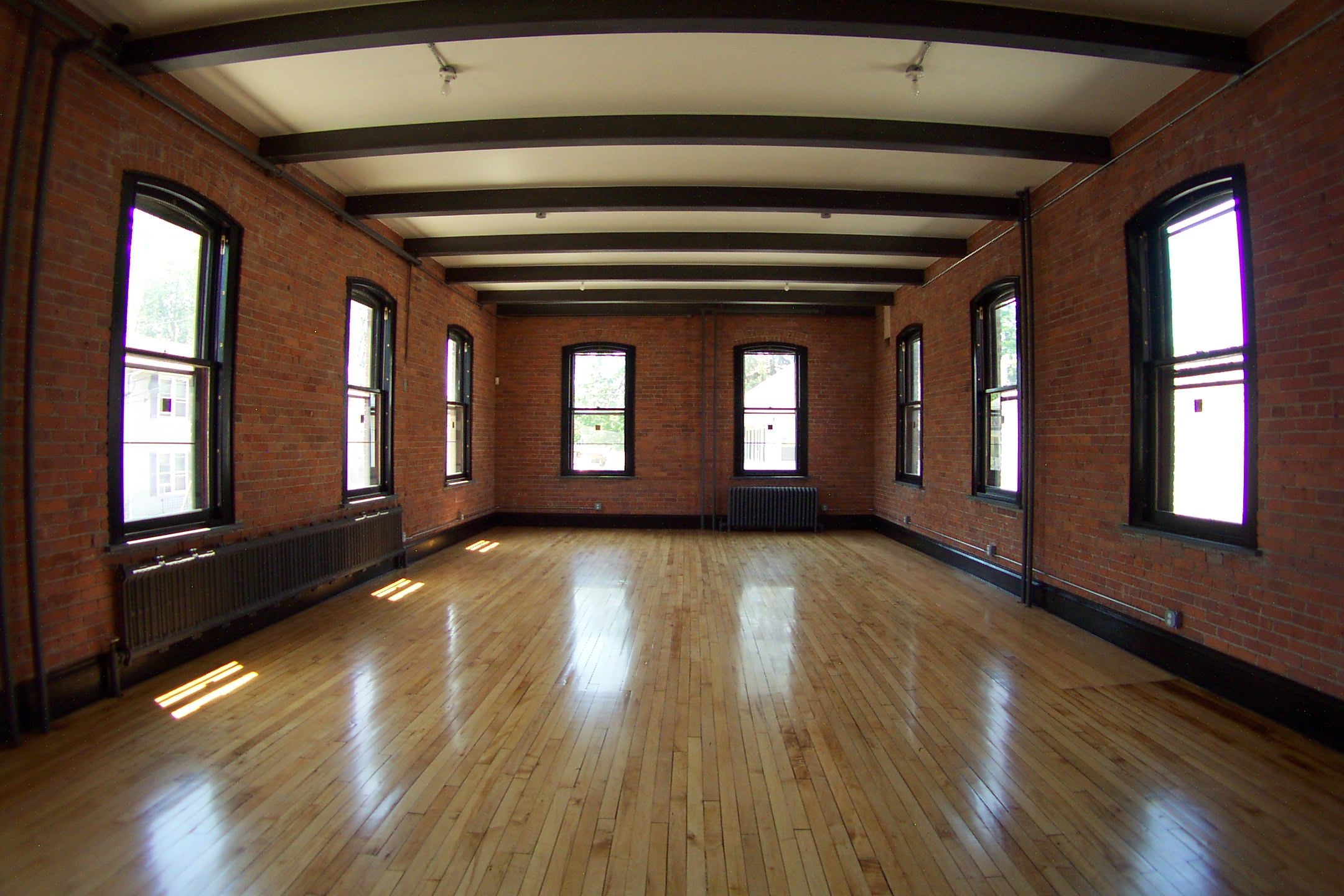 first floor office hardwood telephone building.JPG