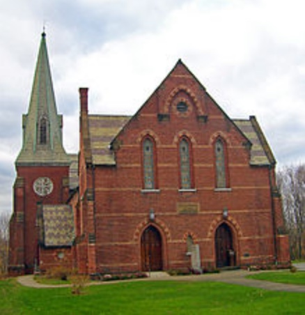 The Dutchess Reformed Church of Beacon, 1113 Wolcott Avenue (9D). Photo Credit: Google