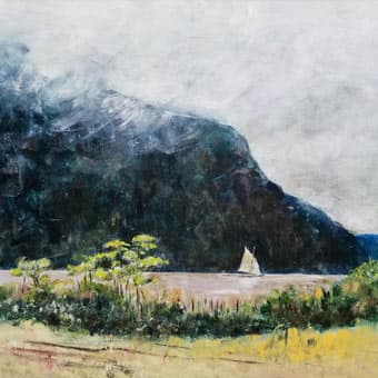 Steve Duffy At riverwinds gallery