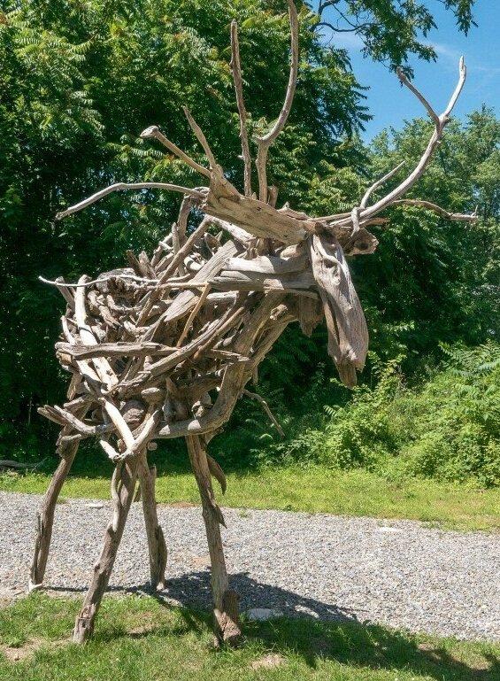 Alberto Bursztyn,  Beacon Moose , Beacon 3d