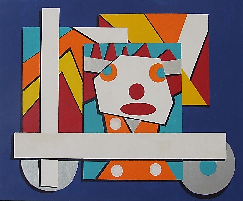 Robert Paschal at Lofts At Beacon Gallery