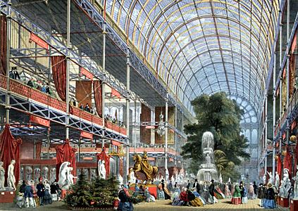Cristal Palace, London 1851