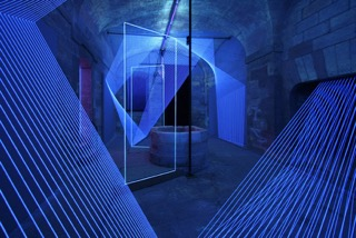 Jeongmoon Choi,Drawing in Space – Connections, Installation, 2015