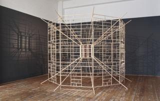 Ralf Baecker  Rechnender Raum, 2007.Courtesy the artist.