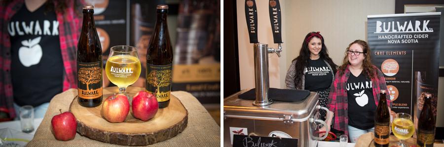 Bulwark Cider  – I love the original cider! Crisp and dry.