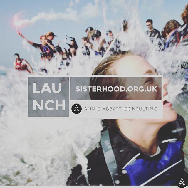 What better way to kick off our Insta account than with the launch of one of our latest websites for @thesistrhoodgroup aka the most inspiring and kick-ass group of women (that I'm proud to be a part of) #thesisterhood #sisterhood #websitedesign #websitedesigner #websitebuilder #squarespace #womeninsports #strongwomen