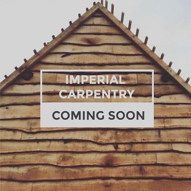 Almost ready for launch with a fabulous #website and new #brand + #logo for an amazing carpenter @imperialcarpentry_construction 🙌🏻 always a delight when client images are gorgeous because their work is so great 👌🏻the best work speaks for itself #Carpenter #carpentry #woodworking #logodesigner #websitedesign #websitedesign #marketing #brand #branding #newbrand #logonew