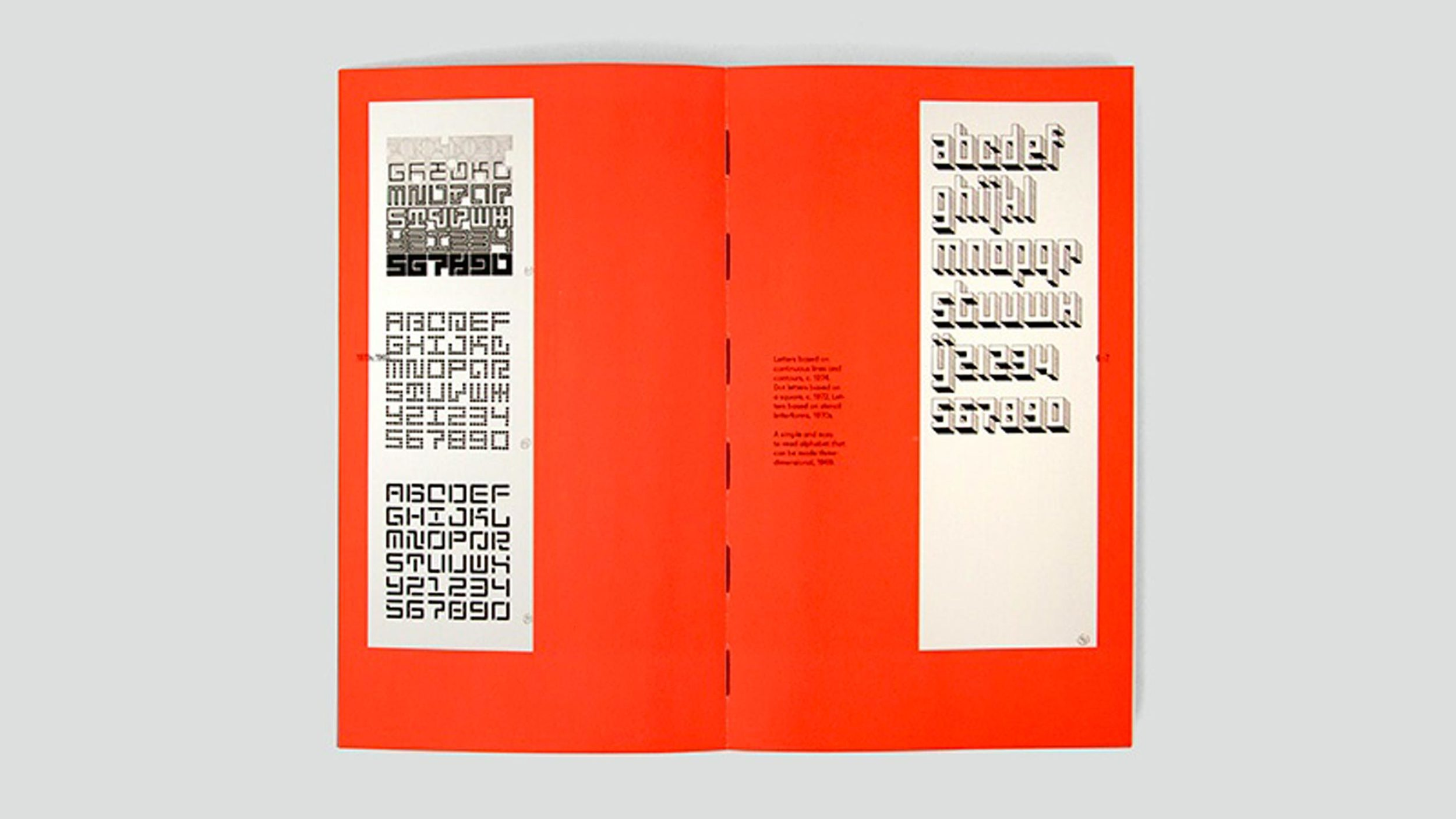 Restless Typographer, Unit Editions, 2013
