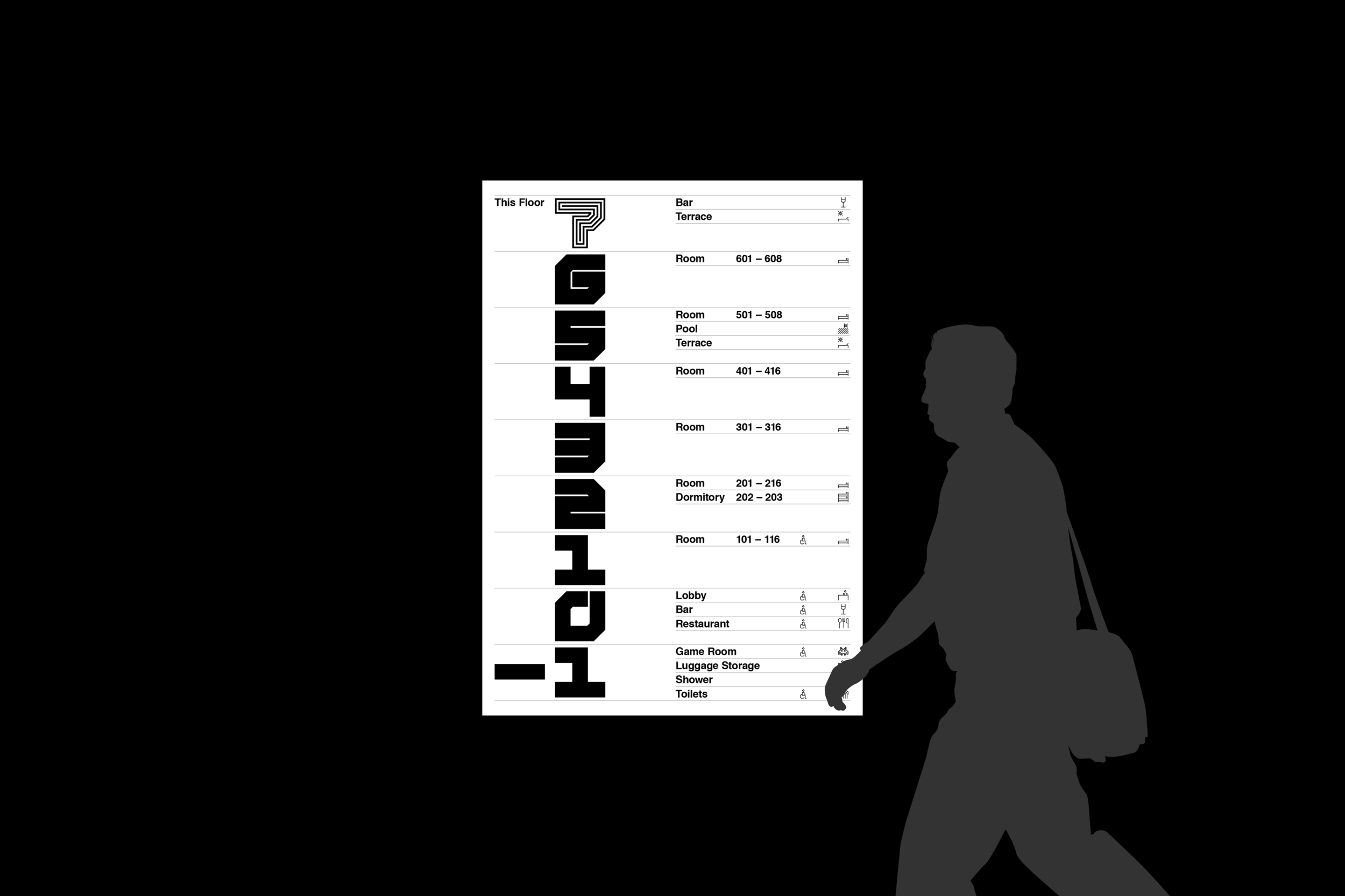 DesignPractice™ / JAM / Floor Signage / Poster / 2016