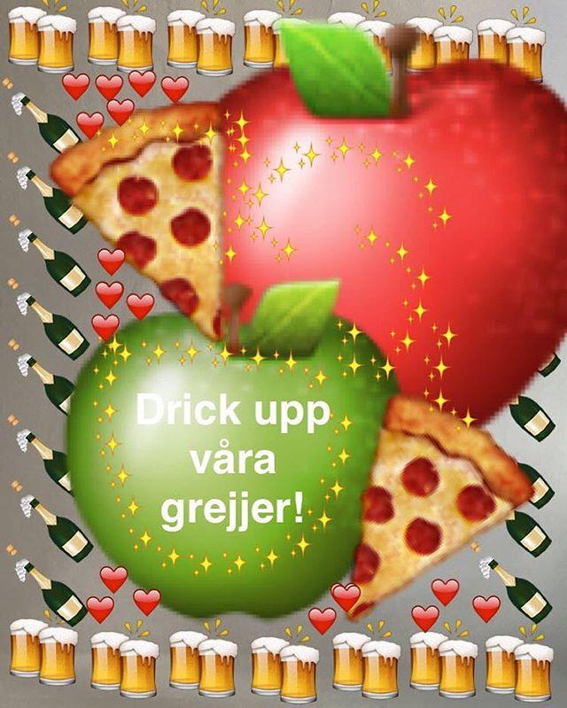 Extraöppet!!! Ikväll öppnar vi kl 17 och säljer ut våra sista drickor & pizzor till ✨otroliga priser✨ #2långdagen