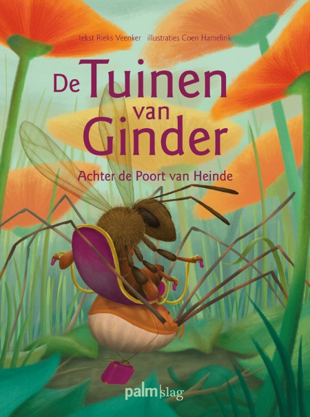 De Tuinen van Ginder | kinderboek | Rieks Veenker | Coen Hamelink