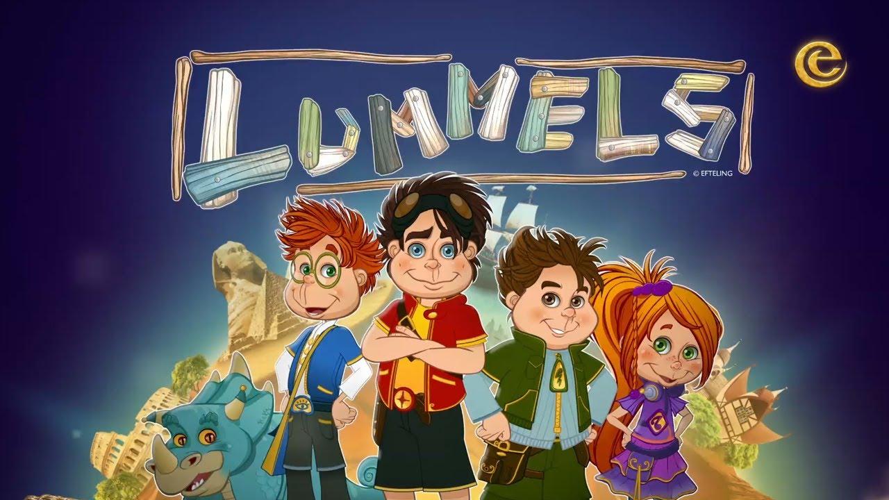 Efteling Lummels TV serie