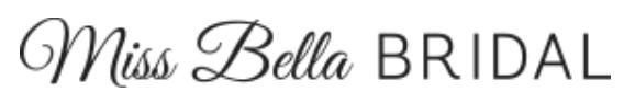 Valley Loves Miss Bella Bridal 1