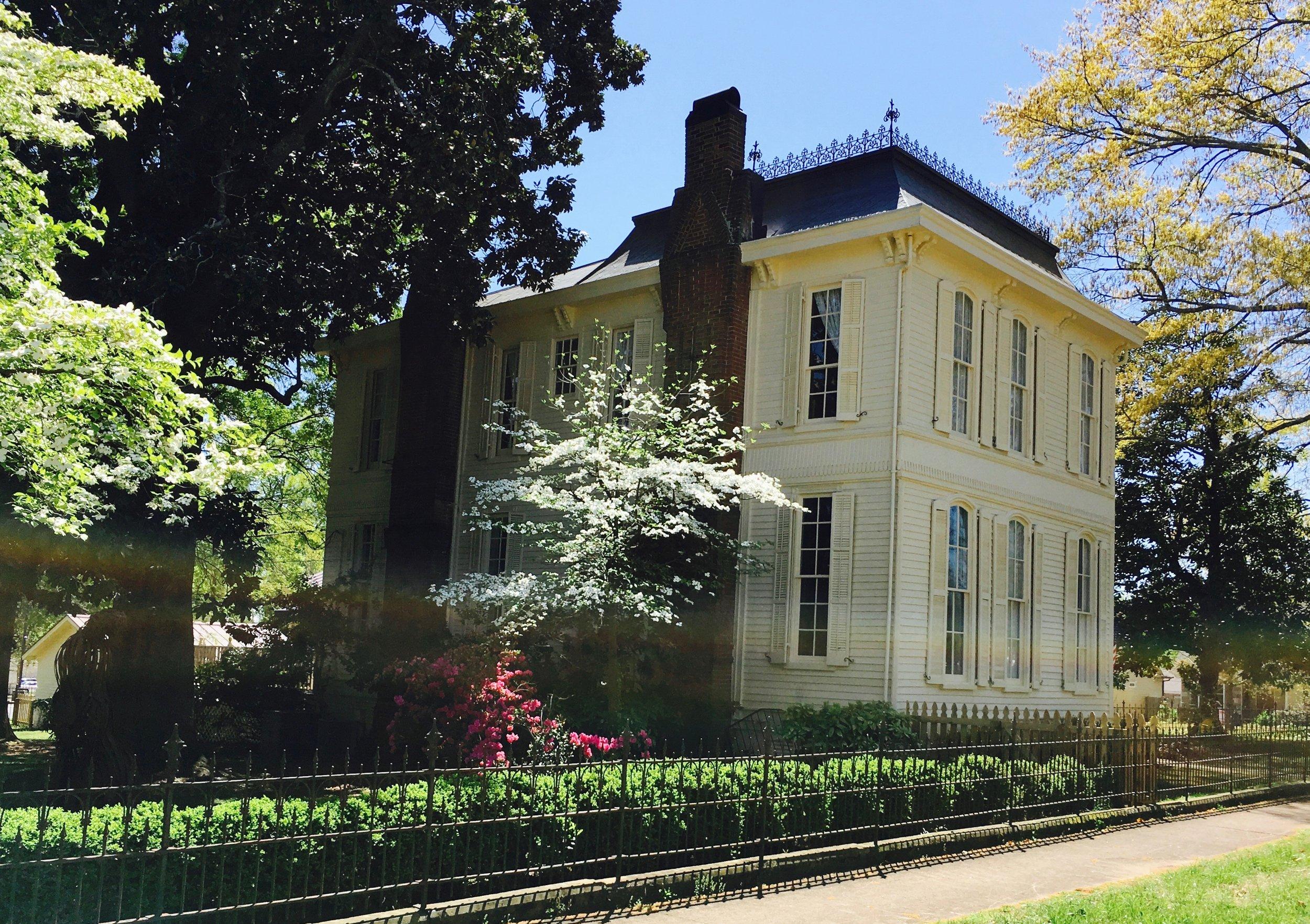 Thimbleton House, 1839