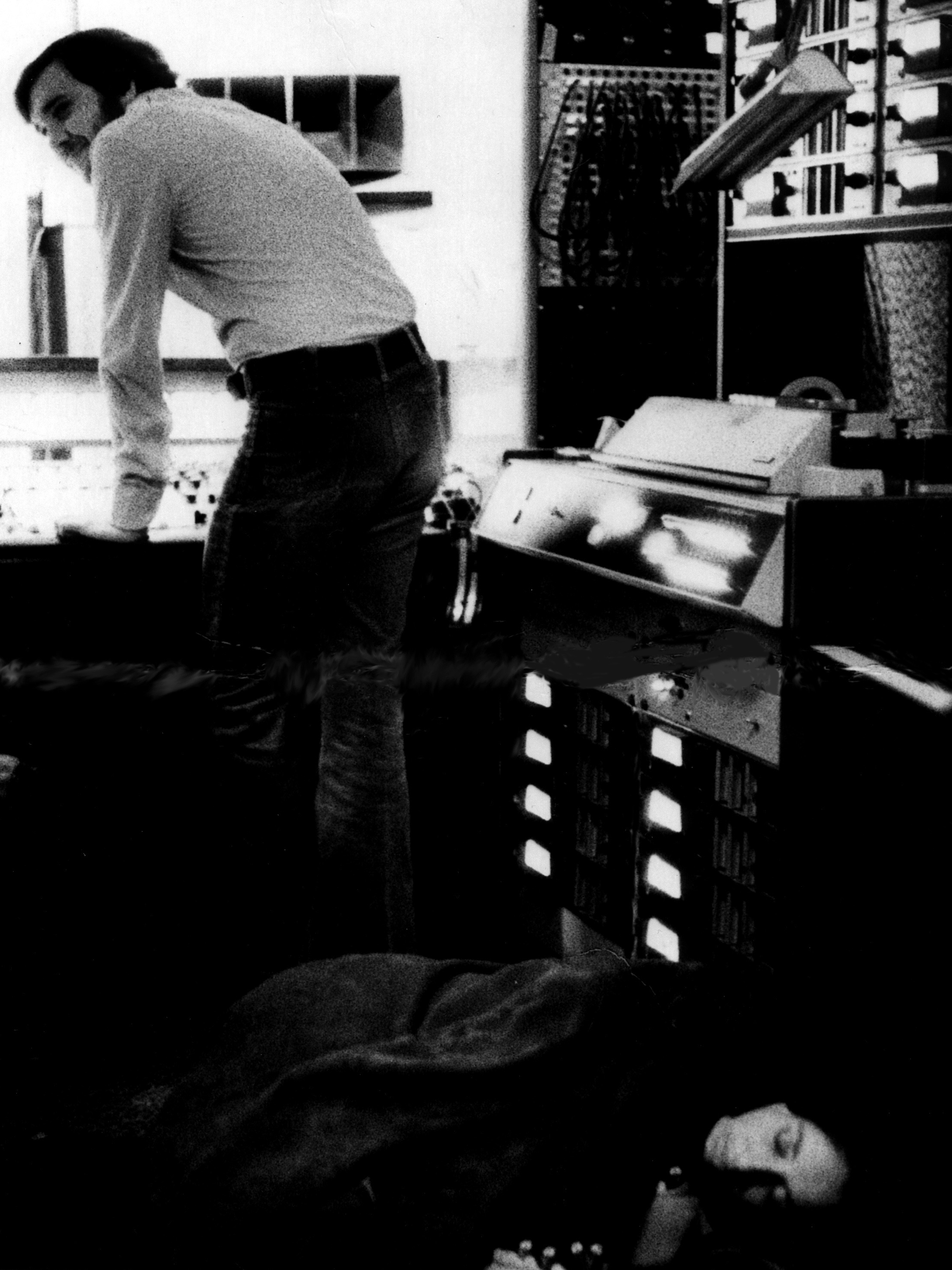 NP and Joan Baez