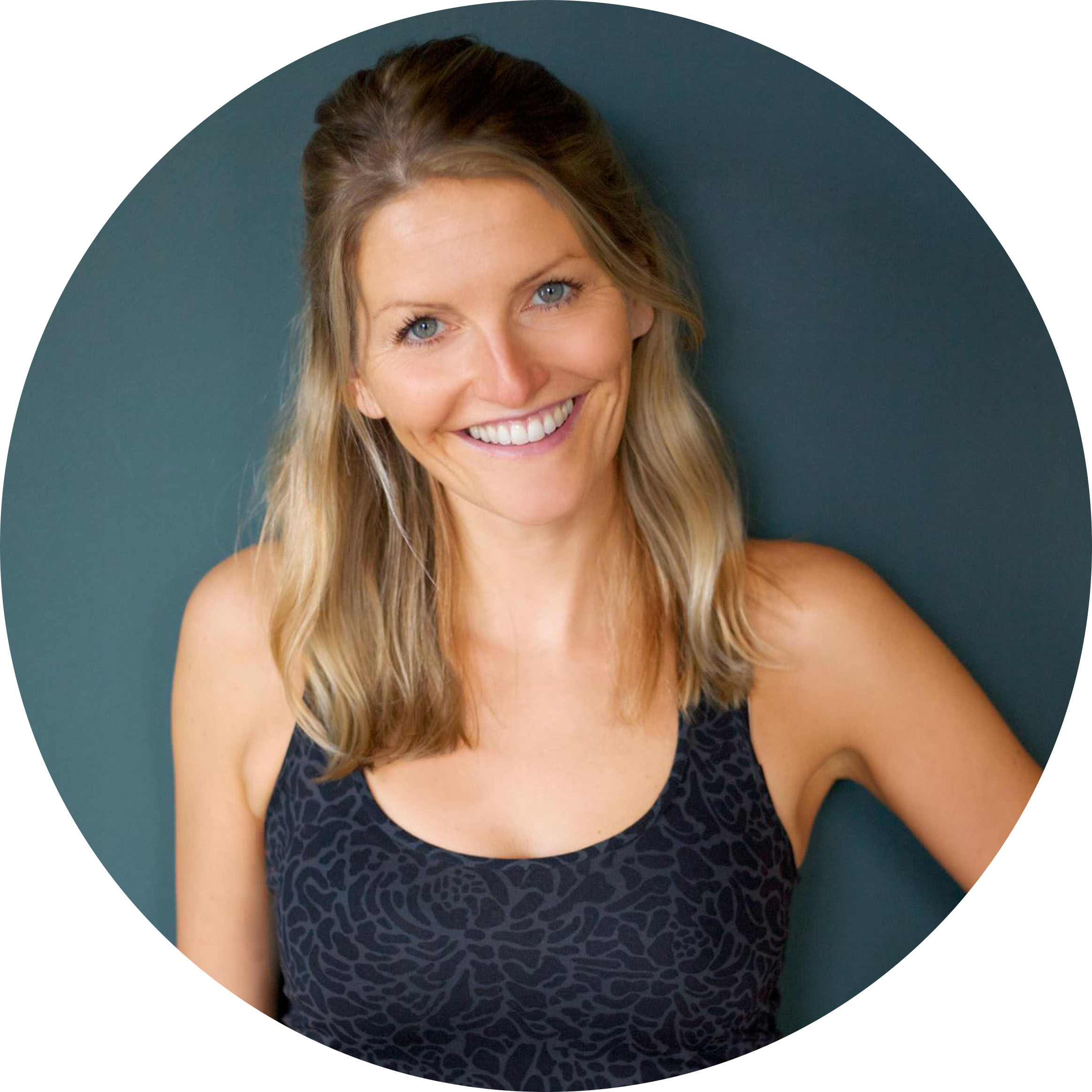 Helena Belither, Pilates Instructor, London