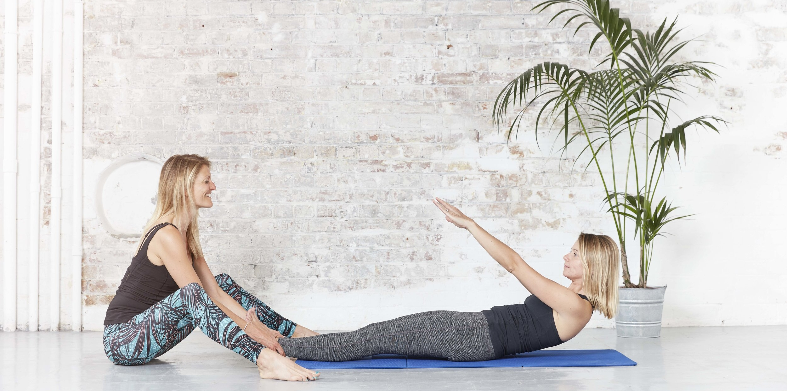One on one, personal pilates instruction from Pilates by Helena