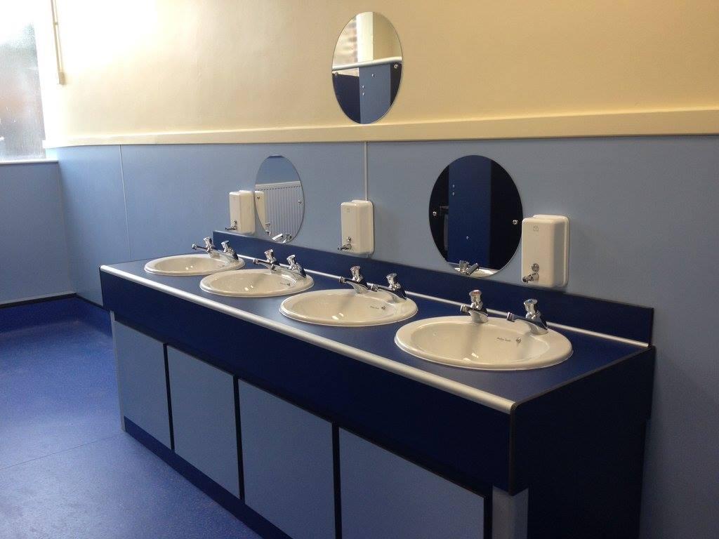 Washroom Refurbishment