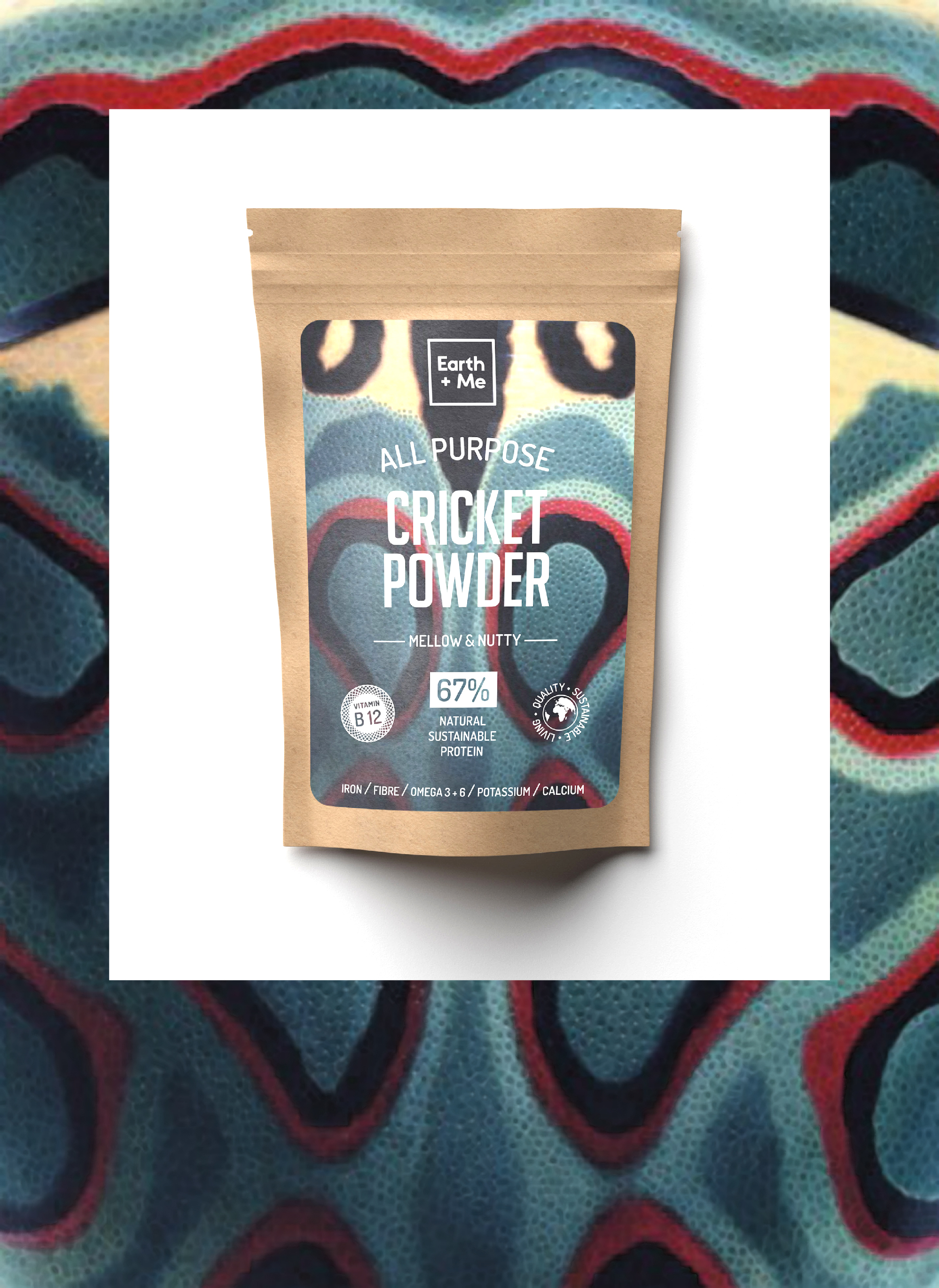 CRICKET POWDER - _The best natural and complete protein in the world!Lightly roasted and milled into a fine flour, our all purpose cricket powder gives a huge nutritional boost to any recipe you mix it into._SHOP NOW_WHY CRICKETS?_