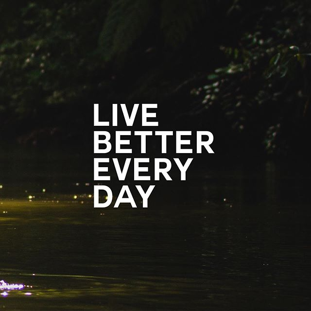 We all have our own goals and standards we live by. Approach each day as fresh new start and take the steps to live better everyday! ⠀⠀ Earth + Me: Quality Sustainable Living  _ 🌍✊ _ _ _ #earthandme #sustainableliving #sustainable #compostable #biodegradable #ecoliving #greenliving #ethical #zerowaste #plasticfree #eco #green #inspirational #river #water #coffee #edibleinsects #cricketpowder #sustainableprotein #qualitysustainableliving #design #graphics #startup #ecoproducts