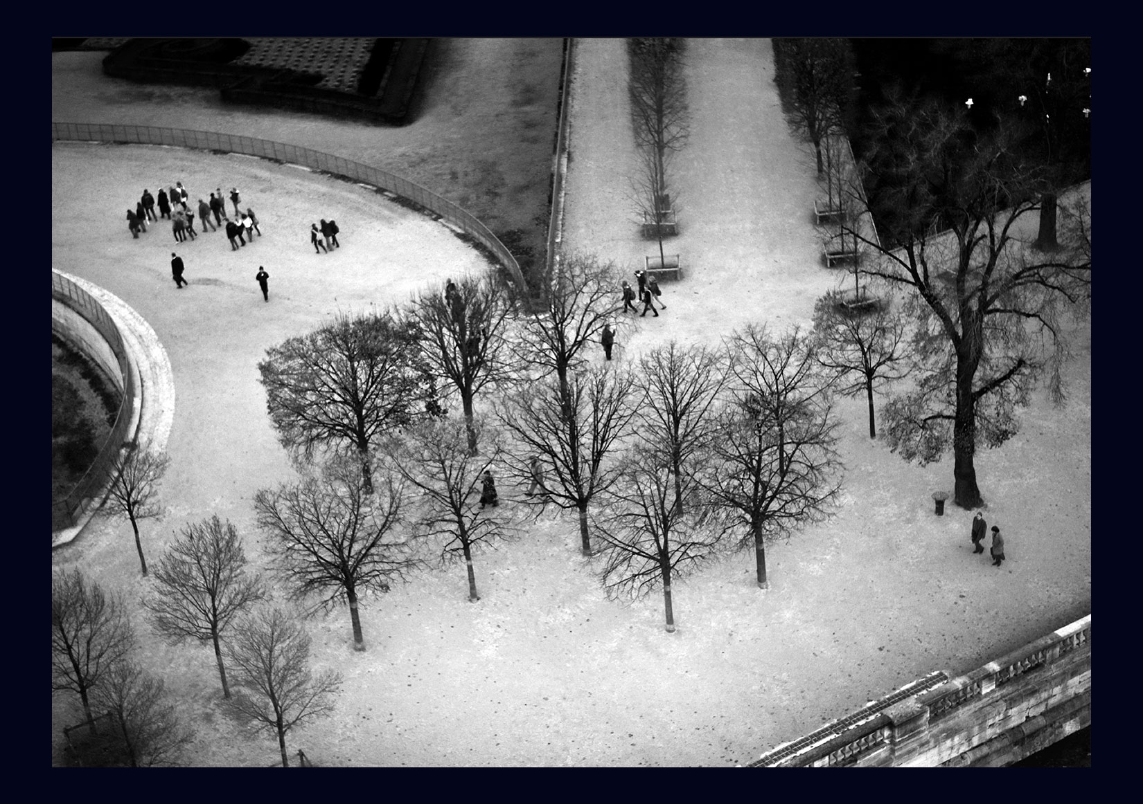 Paris from La Grande Roue