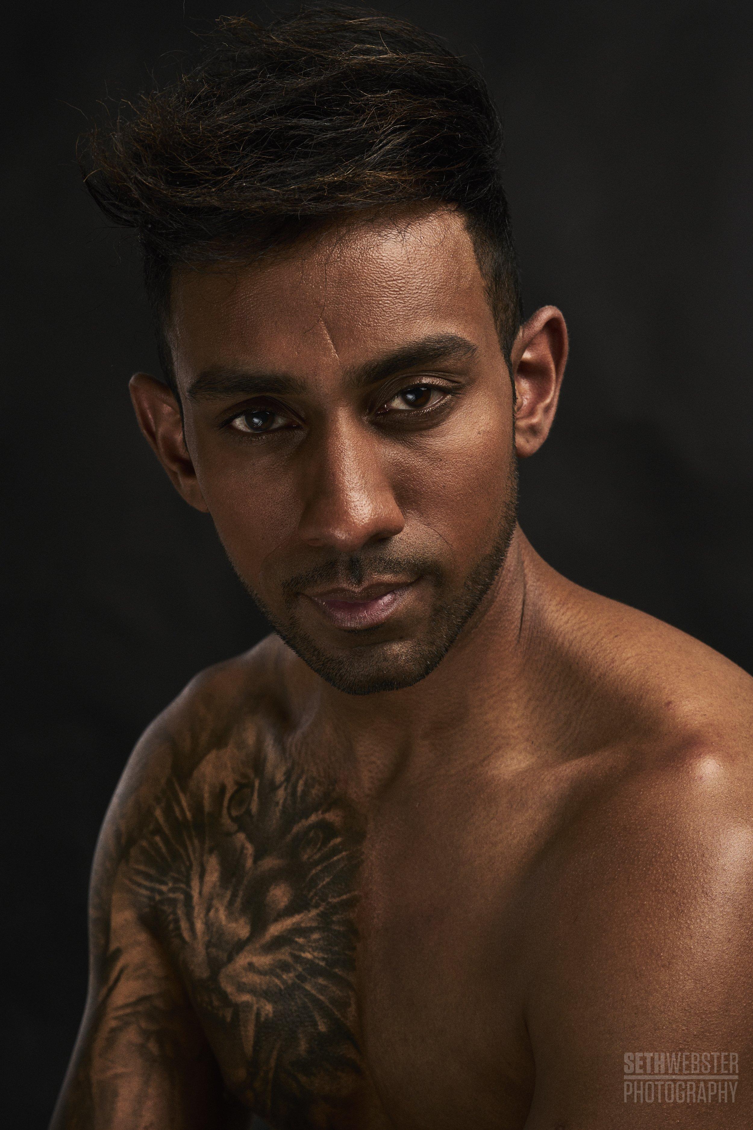 Devand Marajh, Model