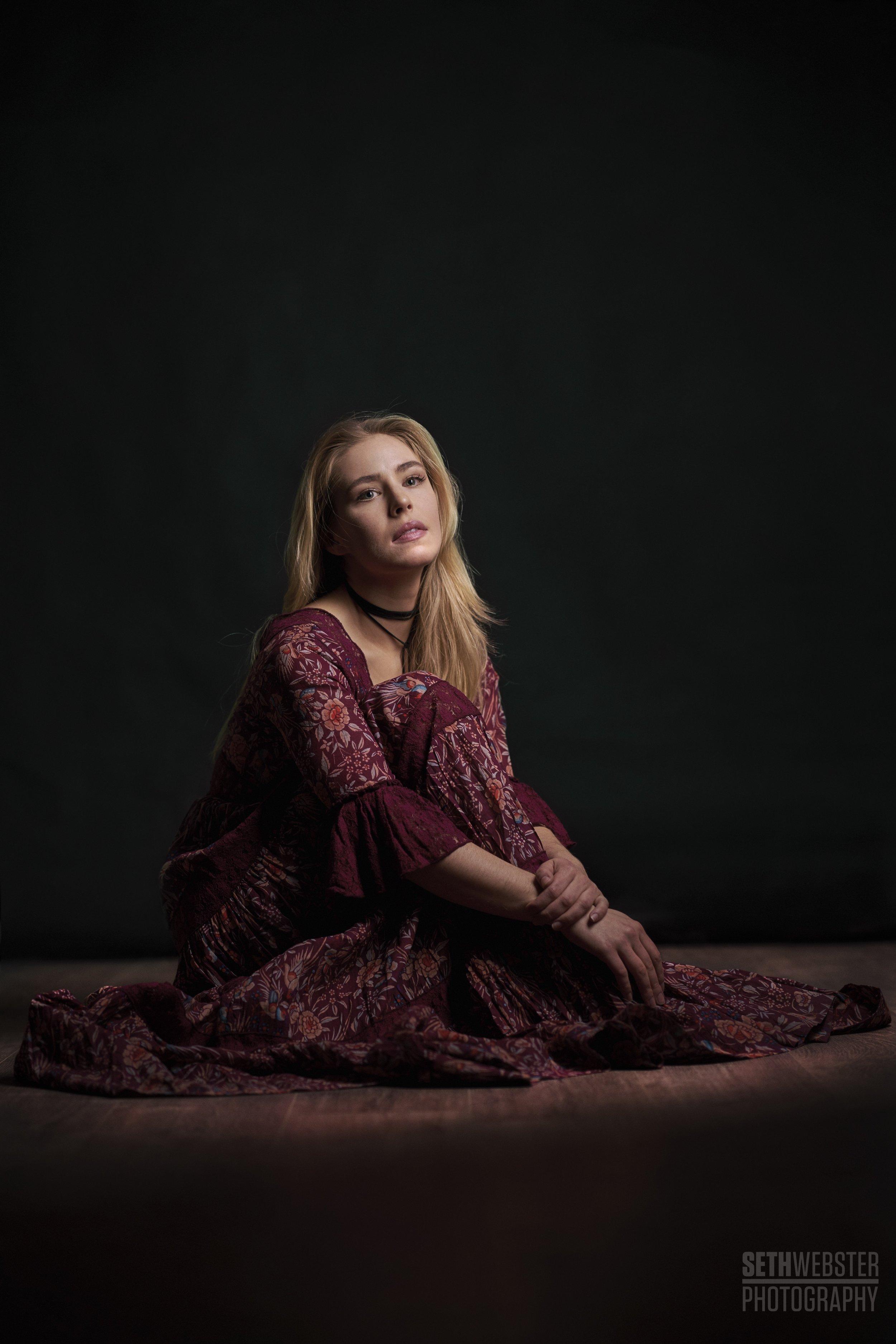 Alexandra Turshen, Actress & Filmmaker, Portrait